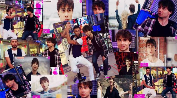 Alexander Rybak – programa ruso 'Table of Requests'